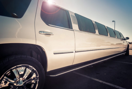 DP Limo Right Side Chrome